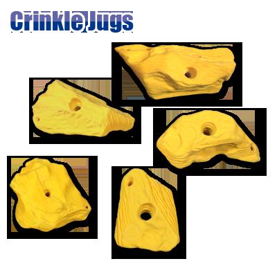 Serie Crinkle Jugs