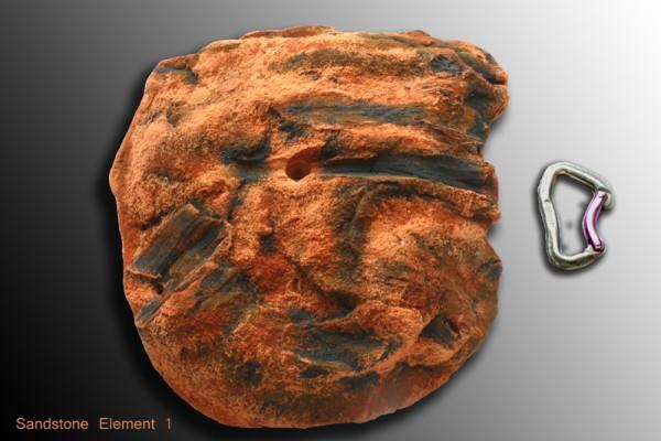Sandstone Element 1 XXL Klettergriffe
