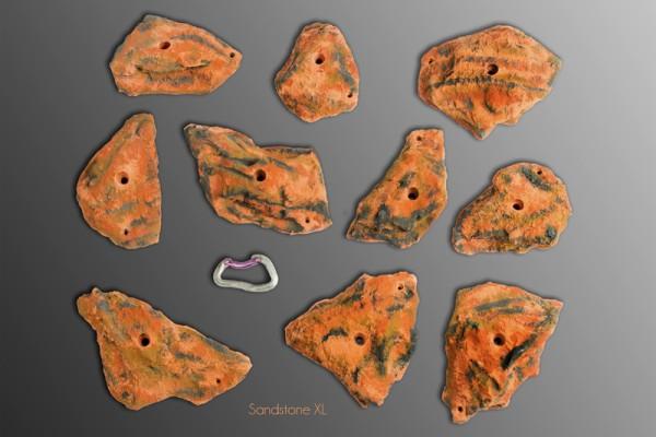 Sandstone XL Klettergriffe