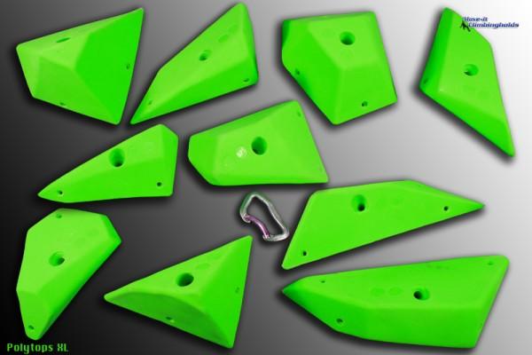 Polytops XL Klettergriffe